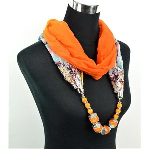 Foulard Bijoux polyester Collection 71036