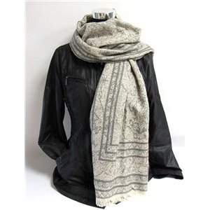 Winter Scarf for Women 100% Acrylic 70cm * 190cm 250gr New Collection 72388