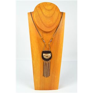 Necklace long necklace 68-76cm collection cocoa graphika ethnic 73250