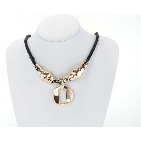 Collier Maillons acrylique Collection Hiver 61610