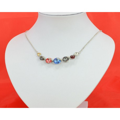 Collier CYBELE Full Strass Collection Chic Hiver 2015 61991