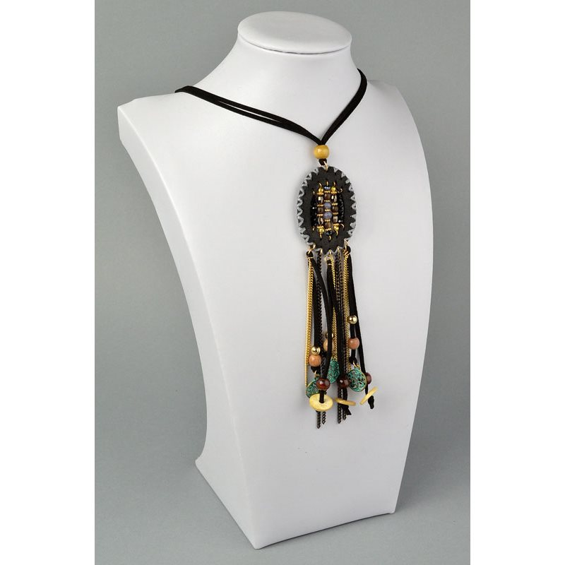 Gorgeous Necklace Long Necklace 83-88cm Jewelry New Collection ...