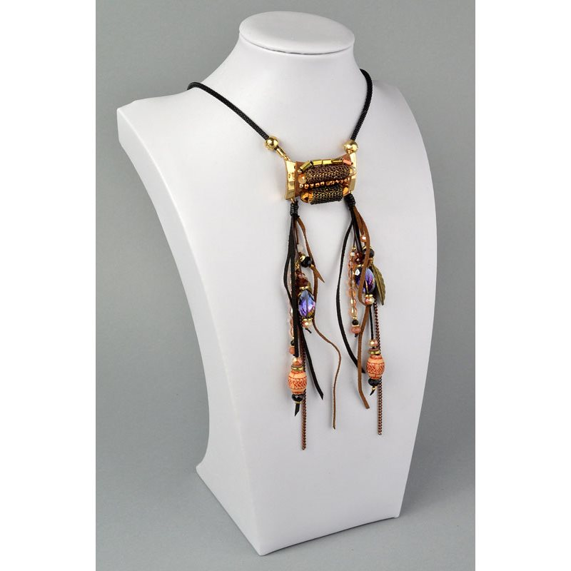 Gorgeous Necklace Long Necklace 75-80cm Jewelry New Collection ...