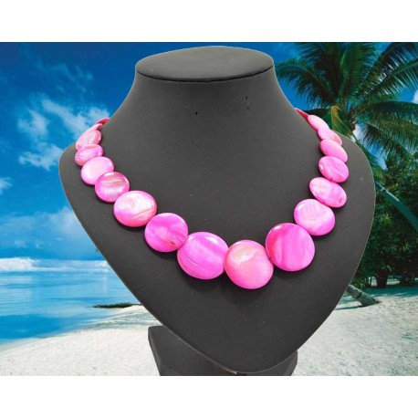 Pearl Necklace Jewelry varnish L50cm 62086