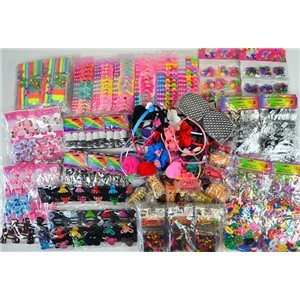 ready to unpack +250 special hair items market or destocking 75240