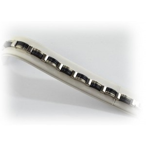 Stainless Steel Bracelet New Collection L21cm 66287