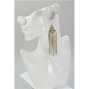 Ears pendant earrings 1p Fashion Chic Spring Collection 67461