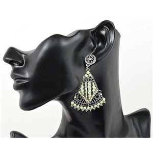 1p Earrings ATHENA TOP Ethnic Collection Summer 69369