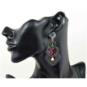 1p Earrings ATHENA TOP Ethnic Collection Summer 69383