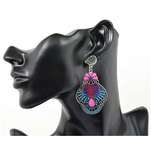 1p Earrings ATHENA TOP Ethnic Collection Summer 69398