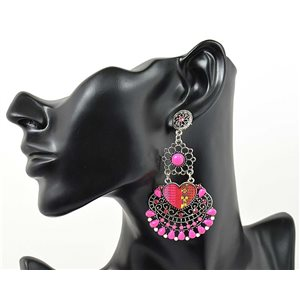 1p Earrings ATHENA TOP Ethnic Collection Summer 69403