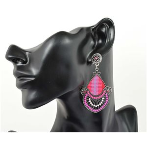 1p Earrings ATHENA TOP Ethnic Collection Summer 69455