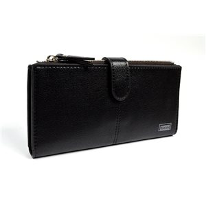 Women's Wallet soft grained look L19cm H9cm New Collection Classic 72485