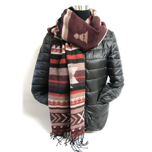 Winter Scarf for Men 100% Acrylic 70cm * 190cm 250gr New Collection Men's 72399