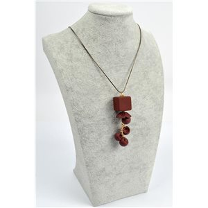 Necklace 70cm jewelry new design collection graphika 72908