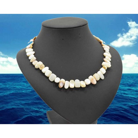 Pearl Necklace Jewelry varnish L50cm 62073