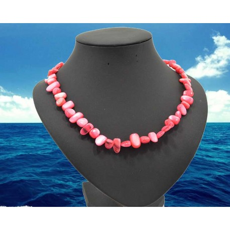Pearl Necklace Jewelry varnish L50cm 62076