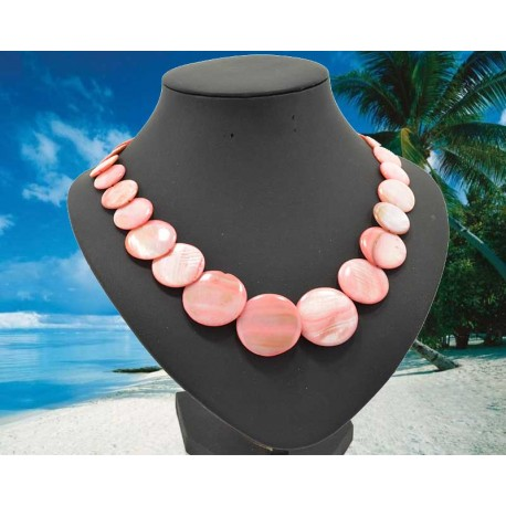 Pearl Necklace Jewelry varnish L50cm 62088