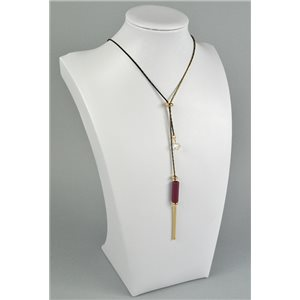 Collier Sautoir Bijoux New Collection Graphika Chic 73898