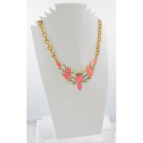 Email Creation necklace ATHENA Princess and Strass 62143