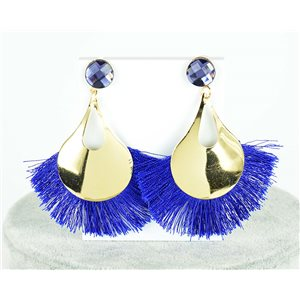 1p earring pendant earrings 8cm New Collection Pompon 2019 76698