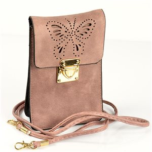 Sac Pochette Femme en Cuir PU 11*17cm New Collection 77044