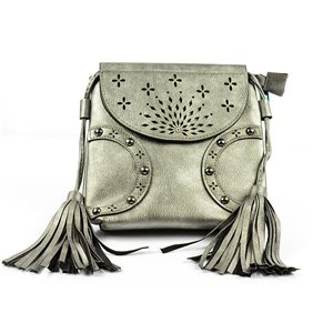 Women's PU Leather Pouch 18 * 18cm New Collection 77013