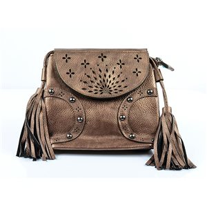 Sac Pochette Femme en Cuir PU 18*18cm New Collection 77017
