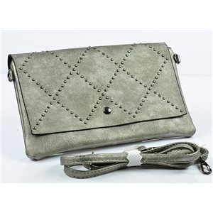 Sac Pochette Femme en Cuir PU 27*16cm New Collection 77008