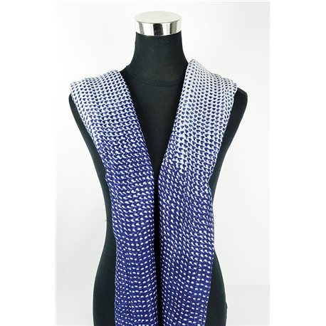 Polyester scarf 180cm-75cm New Summer Collection 77119