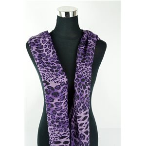 Polyester scarf 180cm-75cm New Summer Collection 77141