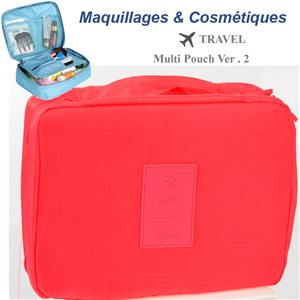 Women's PU Leather Pouch 18 * 13cm New Collection 77030