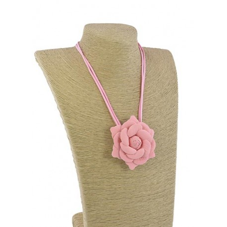 Rose Petal Necklace Collection L49cm 62530