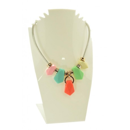 Acrylic Necklace Fashion Summer 2014 62535