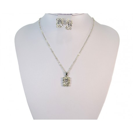 Finery Iris Strass on 58783 fancy chain