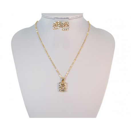 Finery Iris Strass on 58805 fancy chain