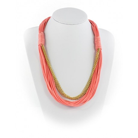 Fashion Necklace Summer Chains appearance Cordes sur L55cm 65605