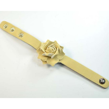 Bracelet Rose Petal Collection L19cm 58147