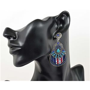1p Earrings ATHENA TOP Ethnic Collection Summer 69427