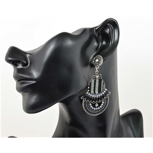 1p Earrings ATHENA TOP Ethnic Collection Summer 69429