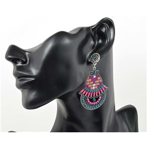 1p Earrings ATHENA TOP Ethnic Collection Summer 69430