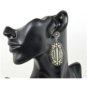 1p Earrings ATHENA TOP Ethnic Collection Summer 69445
