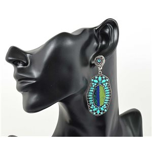1p Earrings ATHENA TOP Ethnic Collection Summer 69448