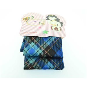 polyester hair band fashion Scottish width 7cm 70703