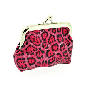 Porte monnaie PVC L10-H9cm Collection Panthere Leopard 70848