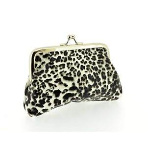 pvc wallet 13 * 9cm collection panther leopard 70853