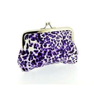 pvc purse 13 * 9cm collection panther leopard 70858